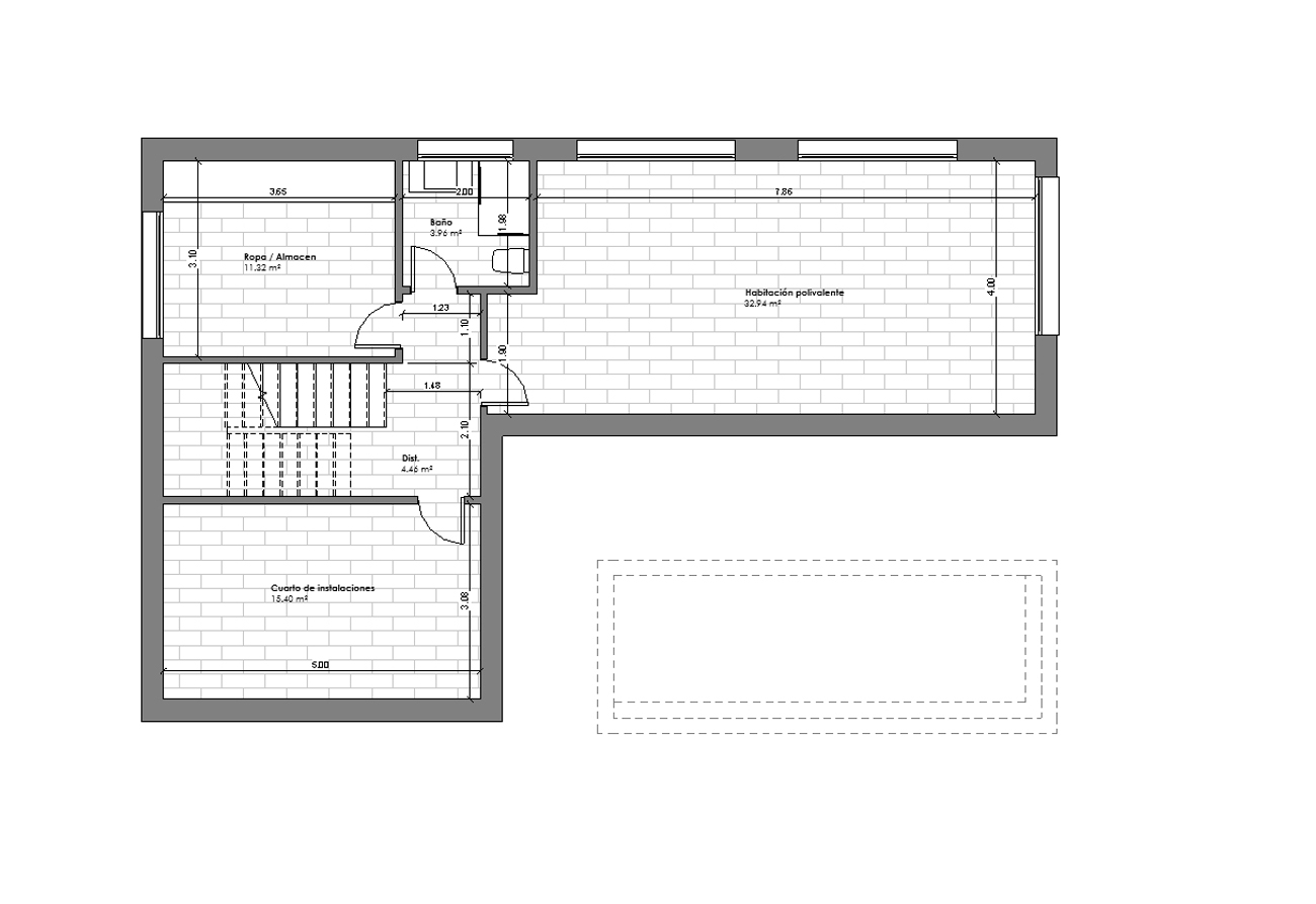 000 – Plano de planta – -Viv 01_-01_ACAB