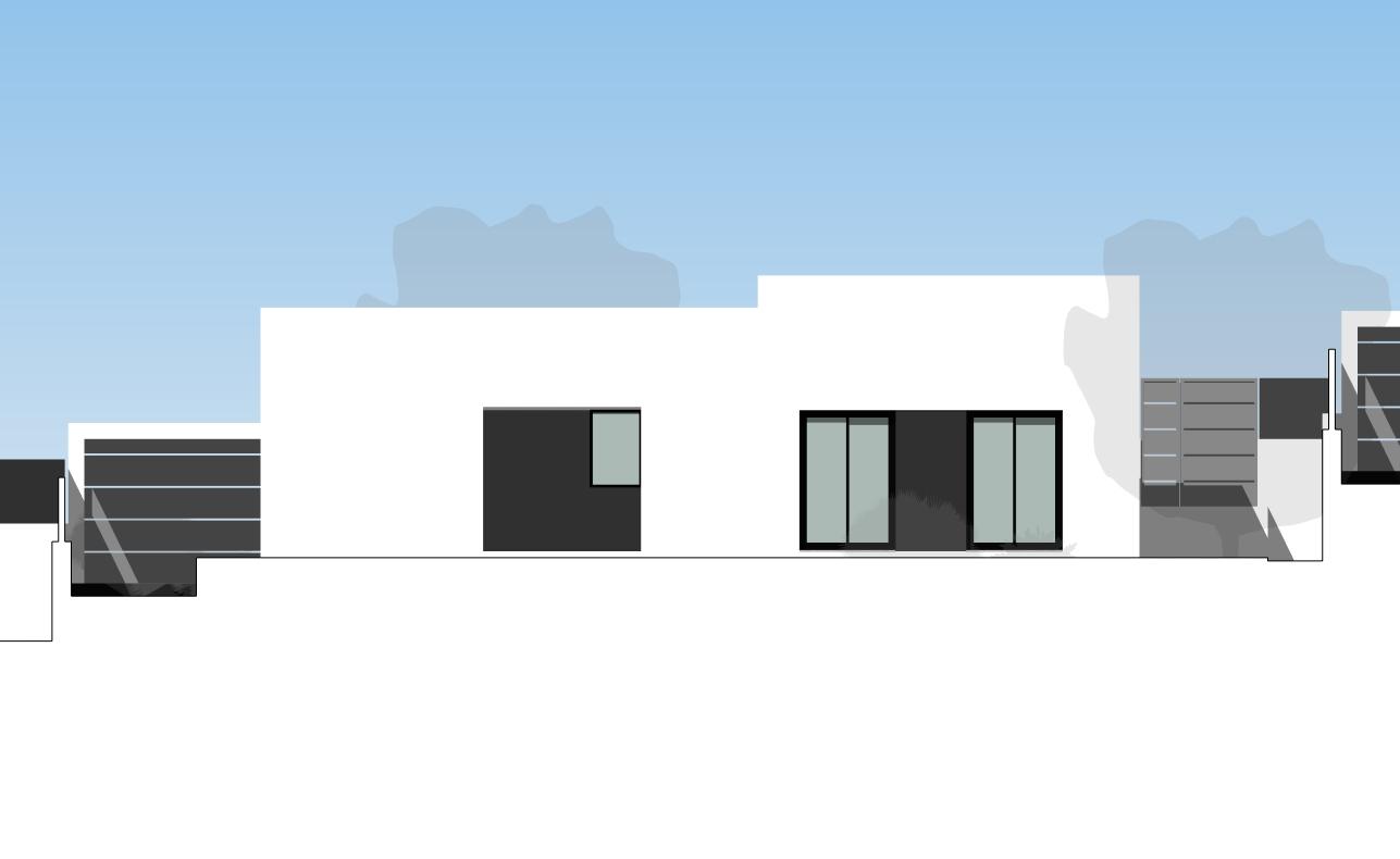 2021-02-09_Torrealquería P8 – Viviendas aisladas y pareadas alzados – Sección – Alzado Este